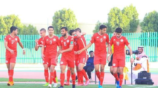 أهداف و ملخص مباراة تونس والمغرب اليوم الأحد 1-3-2020 | كأس العرب تحت 20 سنة