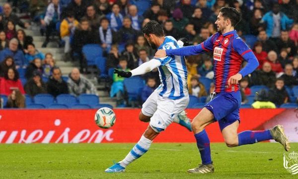 أهداف و ملخص مباراة ريال سوسيداد وايبار اليوم الثلاثاء 10-3-2020 | الدوري الإسباني