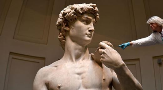 أشهر التماثيل فى العالم