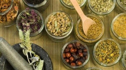 علاج زيادة الوزن بالأعشاب
