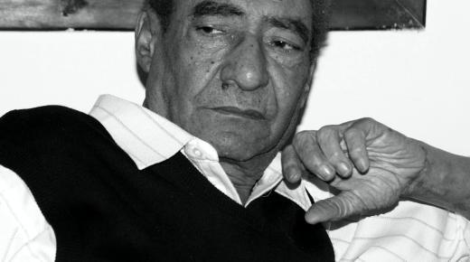 شاعر العامية عبد الرحمن الأبنودي