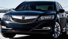 مواصفات وأسعار سيارة أكيورا Acura RLX 2019 فى السعودية