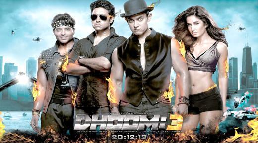 فيلم Dhoom 3 (2013) مترجم