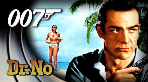 فيلم Dr. No (1962) مترجم
