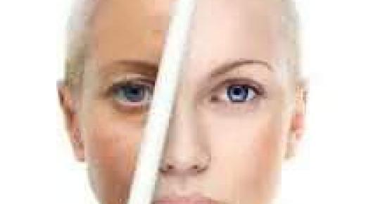 علاج البقع العمرية وفرط التصبغ بوصفات طبيعية
