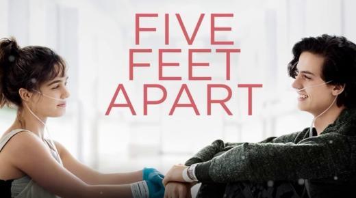 فيلم Five Feet Apart (2019) مترجم