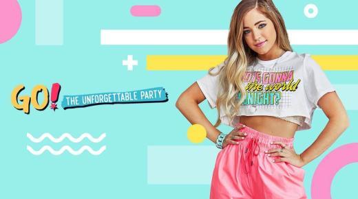 فيلم GO! The Unforgettable Party (2019) مدبلج