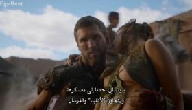 مسلسل Game of Thrones الموسم 3 الحلقة 8 مترجمة