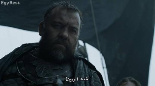 مسلسل Game of Thrones الموسم 7 الحلقة 3 مترجمة