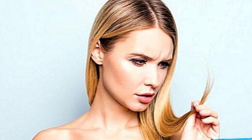 وصفات لعلاج الشعر الخفيف كلها من مطبخك