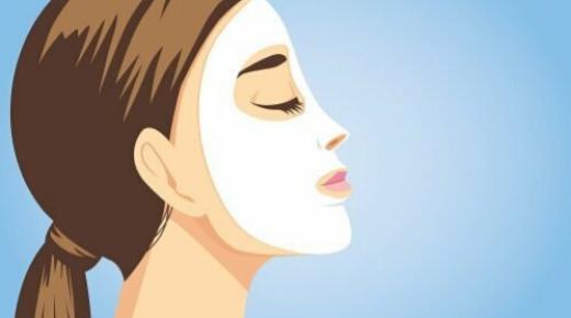 أقنعة الوجه الطبيعية للعناية اليومية بالبشرة