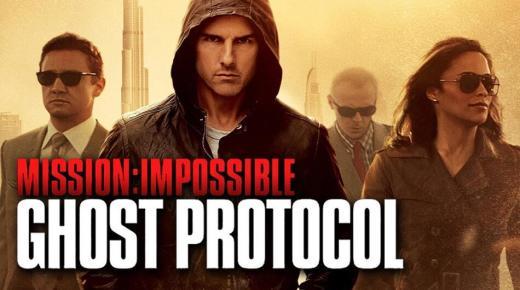 فيلم Mission: Impossible – Ghost Protocol (2011) مترجم