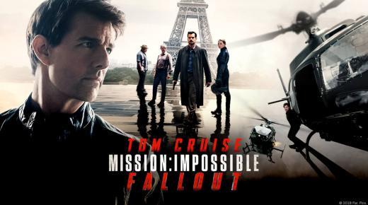فيلم Mission: Impossible – Fallout (2018) مترجم