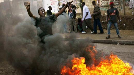 أكثر المدن الأفريقية خطورة