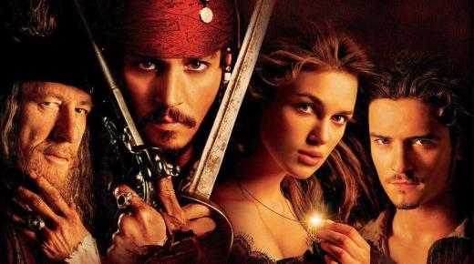 فيلم Pirates of the Caribbean: The Curse of the Black Pearl (2003) مترجم