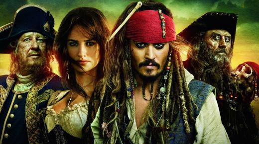 فيلم Pirates of the Caribbean: Dead Men Tell No Tales (2017) مترجم