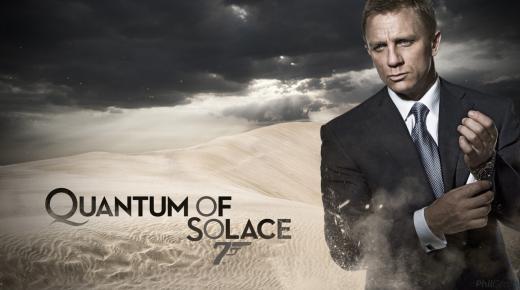 فيلم Quantum of Solace (2008) مترجم