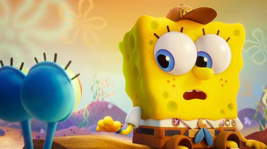 إعلان فيلم SpongeBob: Sponge on the Run (2020) مترجم