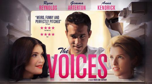 فيلم The Voices (2014) مترجم