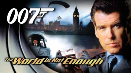فيلم The World Is Not Enough (1999) مترجم