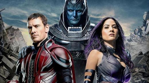 فيلم X-Men: Apocalypse (2016) مترجم
