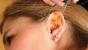 علاج إلتهاب الأذن