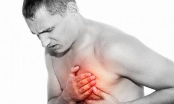 أعراض الجلطة القلبية