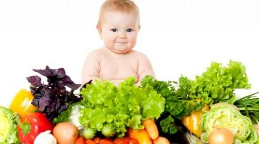 علاج نقص الحديد عند الأطفال