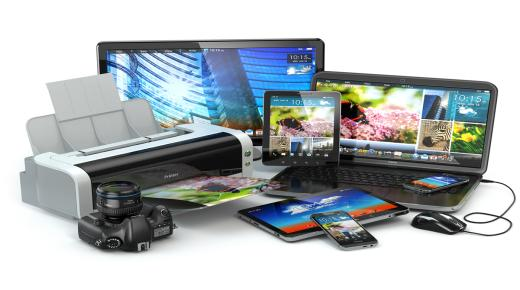 فوائد الأجهزة الإلكترونية