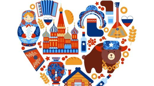 أهم أشكال الثقافة الروسية