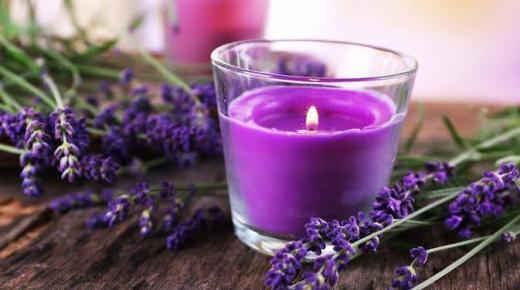 10 طرق لصناعة الشمع المعطر منزليا