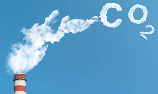 ما هو مصدر غاز CO2؟