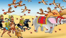 قصة أصحاب الفيل