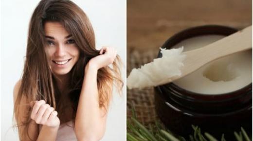 كيفية صنع قناع لتحفيز نمو الشعر