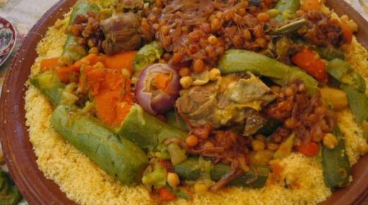 وصفات لذيذة من المطبخ الجزائري