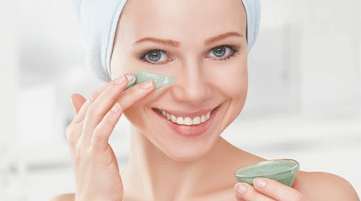 أقنعة الوجه محلية الصنع – أفضل الوصفات