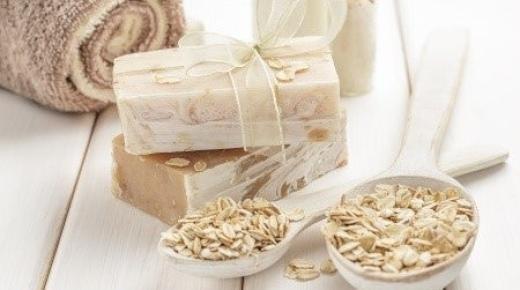 فوائد صابون الشوفان للبشرة وطريقة تحضيره