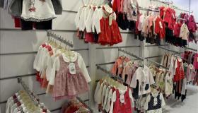 مشروع مصنع ملابس أطفال