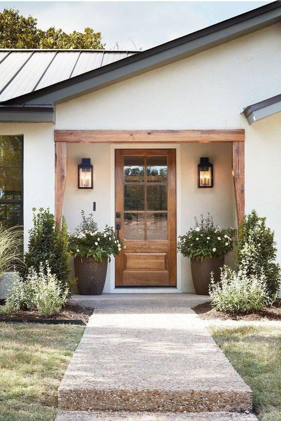 bonitos para pintar la puerta de la entrada