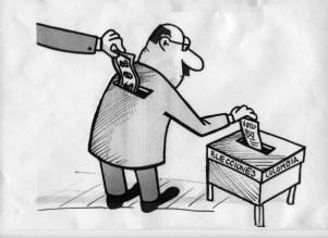 Resultado de imagen para fraude electoral en colombia