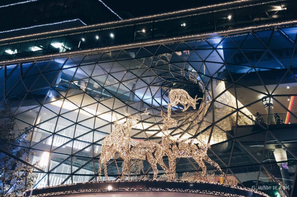 mercados de navidad en alemania. my zeil