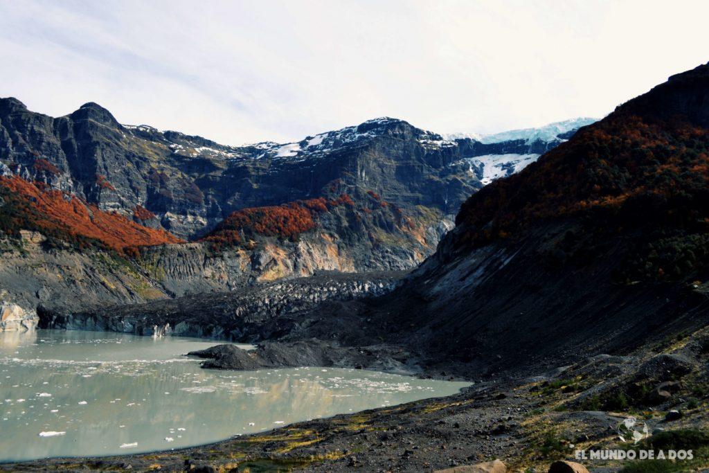 Ventisquero Negro. Excursion Cerro Tronador