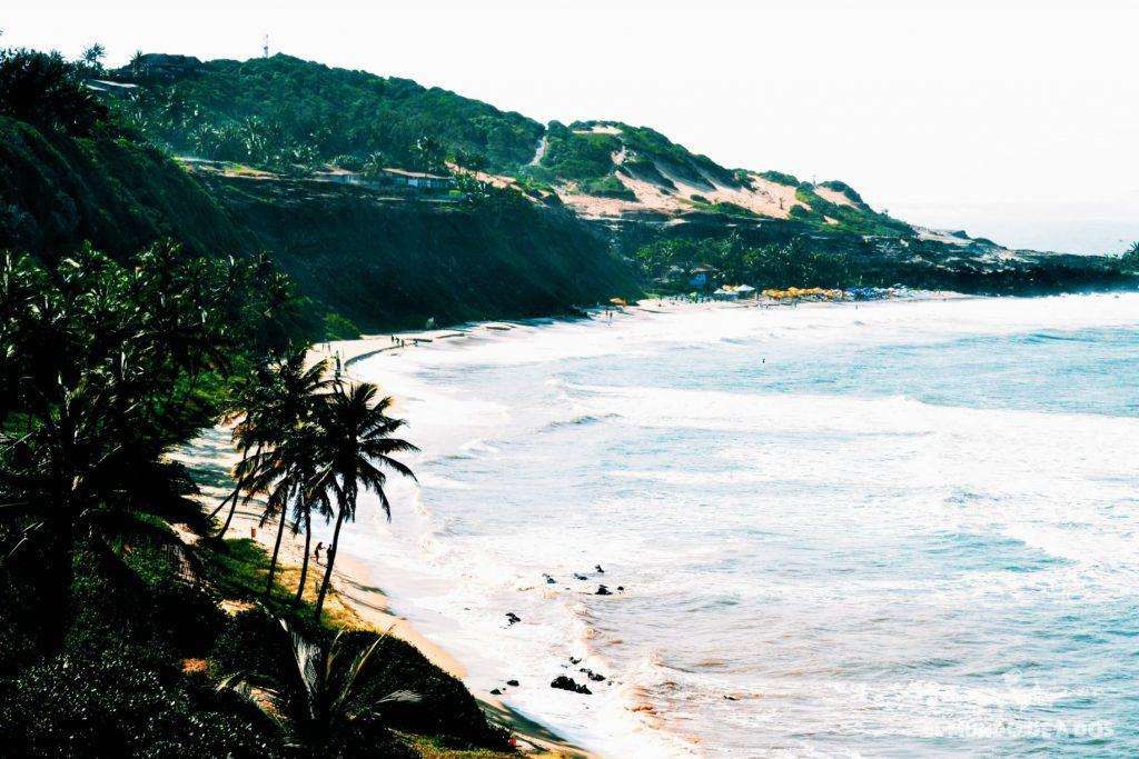 Playa do Amor. Playas de Pipa