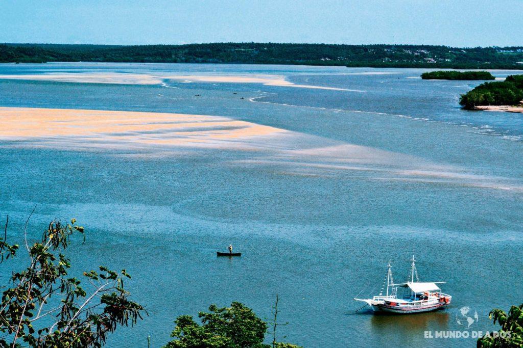 Lagoa dos Guaraíras. Playas de Pipa