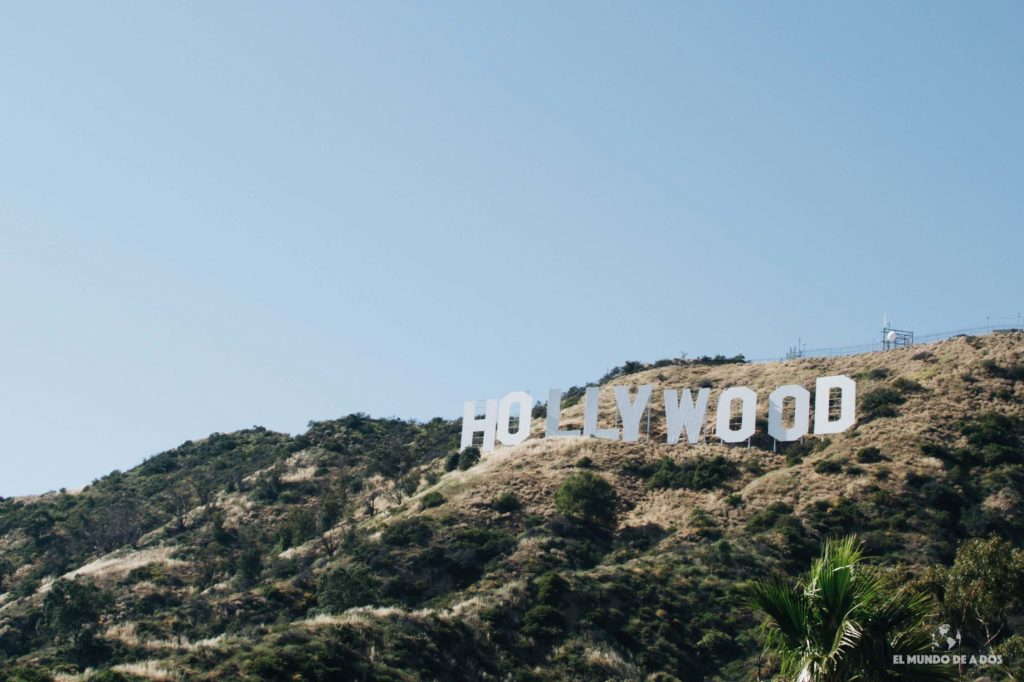 Hollywood. Lugares para visitar en Los Ángeles California