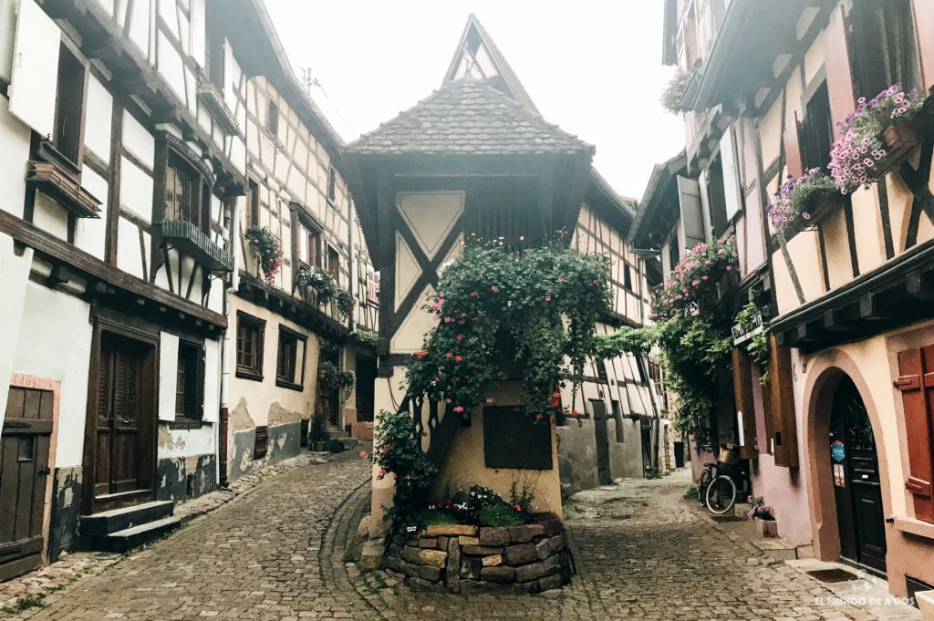 Callecitas de Eguisheim. Eguisheim Francia