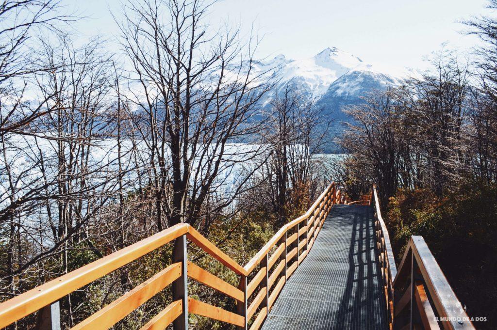 Pasarelas del Perito Moreno. Minitrekking Perito Moreno