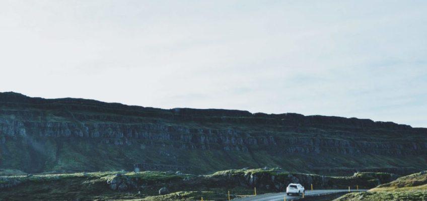 Ruta por Islandia en 10 días. Alquiler de coche en Islandia