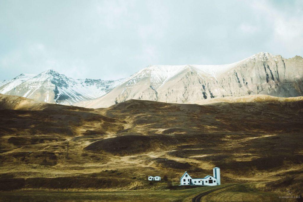 La soledad del interior de Islandia. Guía para viajar a Islandia