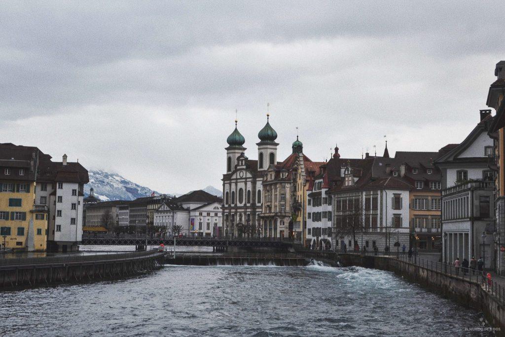La ciudad de Lucerna